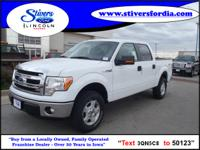 Must see this 2013 Ford F-150 SuperCrew XLT 4X4!!!