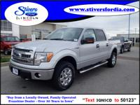 Hurry, this 2013 Ford F-150 SuperCrew XLT 4X4 won't