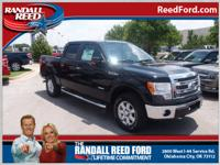 This black 2013 Ford F-150 XLT is a keeper. We give you