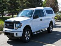 2013 Ford F150 STX 4X4 5.0 double overhead cam 32 valve