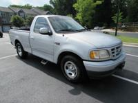 This is a Used 2001 Ford F150 V-6 4.2 Automatic