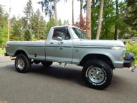 1974 Ford F250 HIGHBOY 4x4 390 V8 91k Original miles