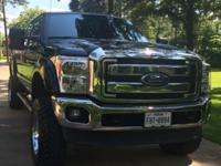 2012 Ford F-250 Super Duty Lariat Supercrew 4X4 (never