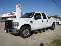 Power Stroke 6.4L V8 OHV. Hard-working! Awesome truck!