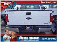 Who could resist this 2012 Ford F-250 Super Duty XL?