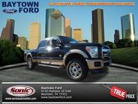 Take a look at this 2013 Ford F-250 Super Duty King