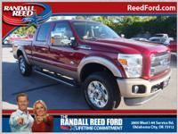 Check out this 2014 Ford F-250 Super Duty Lariat. This