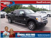 This 2013 Ford F-250 Super Duty Lariat might be the one