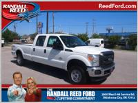 This white 2013 Ford F-250 Super Duty XL might be just