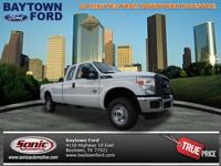 This 2013 Ford F-250 Super Duty XL might just be the