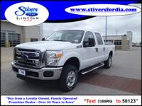 Great buy on this vehicle....2012 Ford F-250 Super Duty