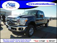 Must see this 2013 Ford F-250 Super Duty XLT!!! ***