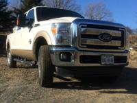 LOADED FORD F250 SUPER DUTY LARIAT 4X4 6.7 DIESEL TEXAS