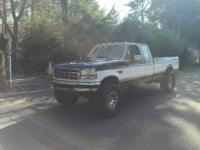 I have for sale a 1997 Ford Powerstroke 7.3 which is in