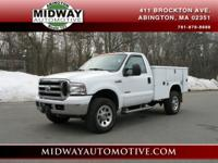 ***CLEAN CARFAX!!!!!!!!!*** This 2006 F-350 XLT has