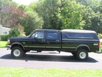 1997 ford f-350 4x4 crew cab xlt 7695.00 or best in
