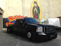 For Sale:2006 Ford F350 Custom Built Crew Cab Dually