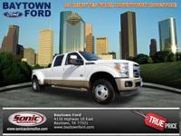 This 2012 F-350 Super Duty Lariat might be the one for