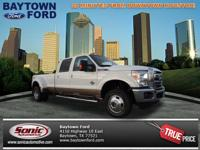 This 2013 Ford F-350 Super Duty Lariat might just be