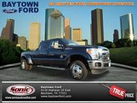 Check out this 2013 Ford F-350 Super Duty Lariat. Call