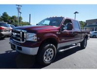 F350 diesel Super Duty XLT with low miles! Great price