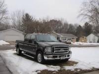 2005 FORD F350 6.0 turbo diesel 2 wheel drive with only
