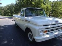 1962 Arizona truck for sale. No rust, solid body, fresh