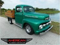 Resto mod 1951 look with mid 200's motor trans and