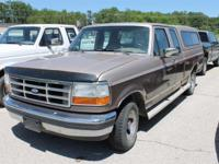 2 Wheel Drive Extended Cab Fiberglass topper  Our newly