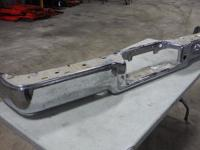 Used 05-08 Ford F150 Rear Bumper Shell, surface rust
