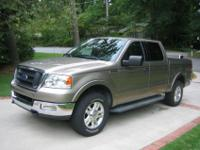 Up for sale is a great looking 2004 Ford F-150 Lariat