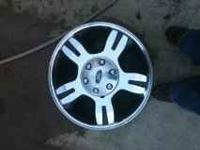 2007 ford FX wheels factory stock $125.00 each pattern