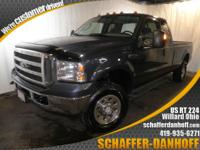 2005 Ford Super Duty F-250 XLT CARFAX: 1-Owner, Buy