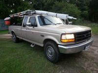 92'ford for sale .V-8 standard ,double gas tank,in
