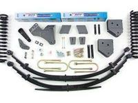 "BDS Suspension 6"" Suspension Lift Kit for 2011-12 Ford"