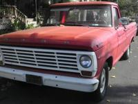 1974 Ford F250 Flatbed Truck with Welding Machine,