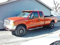 BIG BOY 8FT BED 5.4 V-8 AUTO... A GOOD CLEAN SUPER DUTY