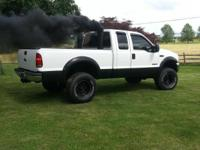 Selling my ford f250 6.0 diesel. Pro comp suspension