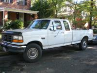 We are selling our Ford F250 Superduty Diesel,
