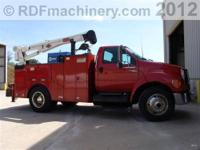 Ford F650 XLT Super Duty, 6.0 L Intl' Diesel, Allison