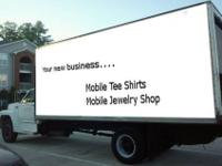 Mobile Business - 20' box truck used for a mobile