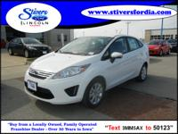 Great buy on this vehicle....2013 Ford Fiesta SE.
