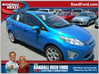 This 2012 Ford Fiesta SEL might just be the sedan
