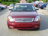 The FORD FIVE HUNDRED is the design that all new Fords