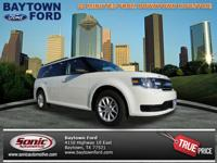 This 2013 Flex SE might be the one for you! According