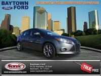 This is a great 2013 Focus hatchback SE. This vehicle