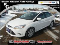 Price Reduced! (Was 16,495) This 2012 Ford Focus SE is