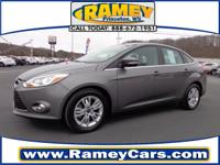 This is a great 2012 Focus sedan SEL. It is no secret
