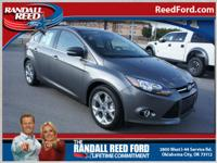 This is a great 2013 Focus hatchback Titanium. We're