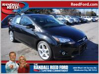 This is a great 2013 Focus hatchback Titanium. Our
